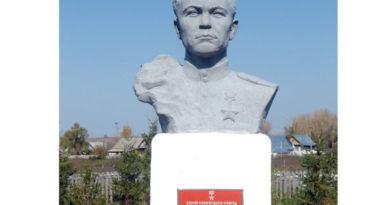 Улица в Уфе названа именем Гази Загитова — героя, водрузившего знамя на Рейхстаг