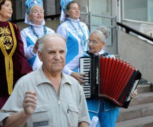Ветераны Казани: «Жить в радости до глубокой старости!»