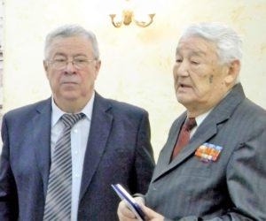 Октябрьский совет ветеранов отпраздновал юбилей