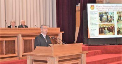 Валерий Шарипов, председатель республиканского совета ветеранов, откроет первое заседание Госсобрания — Курултая РБ