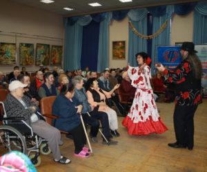 Пенсионеры Уфы отпраздновали День доброты