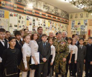 В уфимской школе провели День Памяти погибших на Северном Кавказе