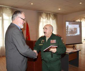 Комитет ветеранов РБ ведет работу по патриотическому воспитанию