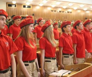 Юнармейцы Башкортостана готовятся к республиканскому слету