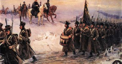205 лет назад начался Заграничный поход русской армии