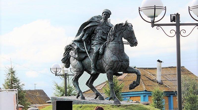 Заслужил навеки славу Шаймуратов генерал!