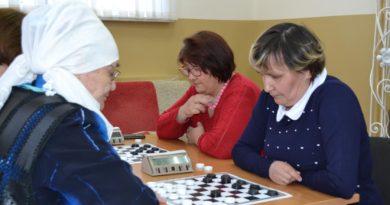 В Уфе состоялся Чемпионат Башкортостана по русским шашкам среди ветеранов