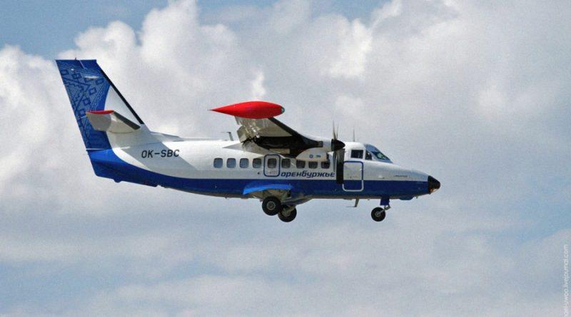 В мае ветераны смогут бесплатно летать авиакомпанией «Оренбуржье»