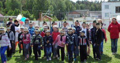 В Краснокамском районе провели флешмоб «Песни войны — в моем сердце»