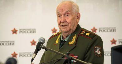 Генерал армии Махмут Ахметович Гареев отметил 95-летний юбилей