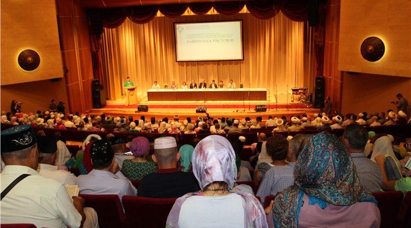 Состоялись мероприятия, посвященные 185-летию со дня рождения мусульманского просветителя Зайнуллы Расулева