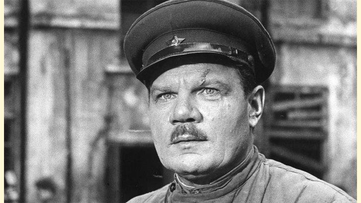 95 лет со дня рождения актера и фронтовика Михаила Пуговкина