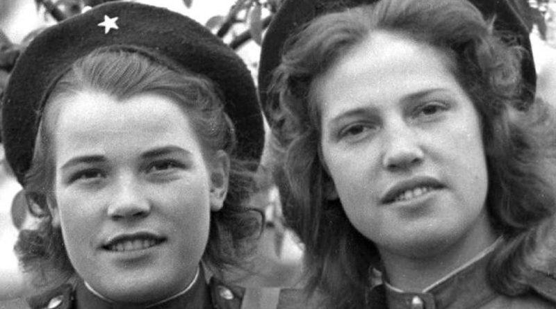 Женщины на войне. О чем вспоминали участницы комсомольского эшелона?
