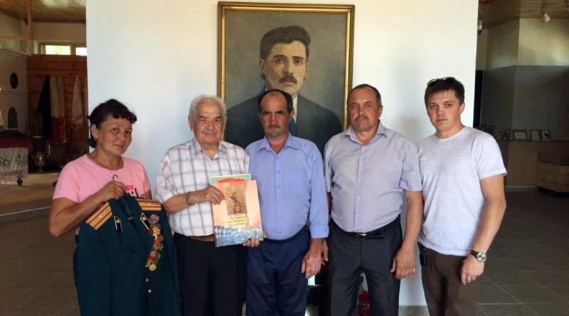 В Аургазинском районе состоялась встреча поколений защитников Отечества