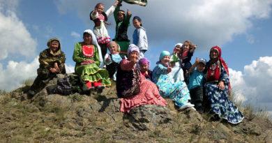 Экологический лагерь в Бурзянском районе собрал бабушек и внуков