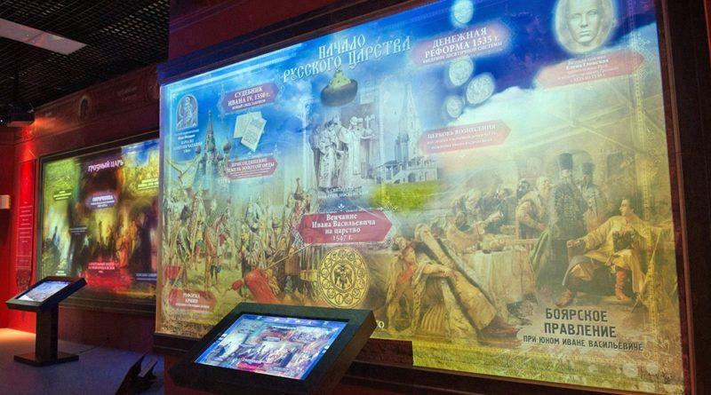 Исторический парк «Россия — Моя история» 29 и 30 сентября работает бесплатно для пенсионеров и детей