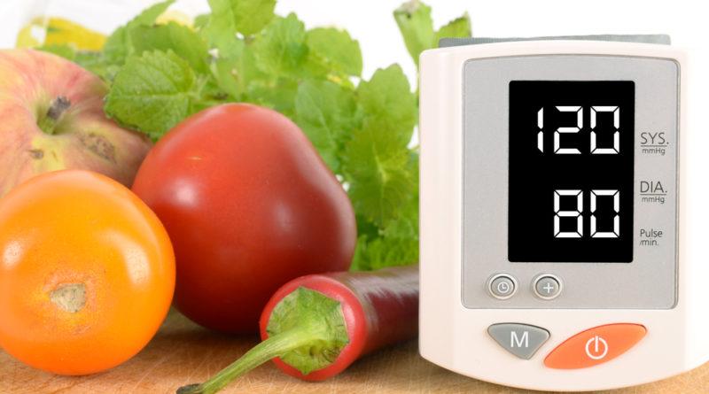 Какие продукты могут понизить артериальное давление?