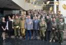 Ветераны встретились с учениками в Республиканском музее Боевой Славы