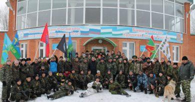 В Мелеузе состоялась военно-тактическая игра «Кадетский взвод ВДВ»