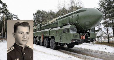Полковник Ауфат Хайретдинов: «Ракетные войска — надежный щит Родины»