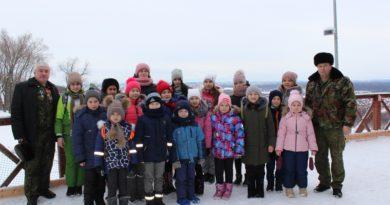Дети ветеранов боевых действий Илишевского района побывали на экскурсии в Уфе
