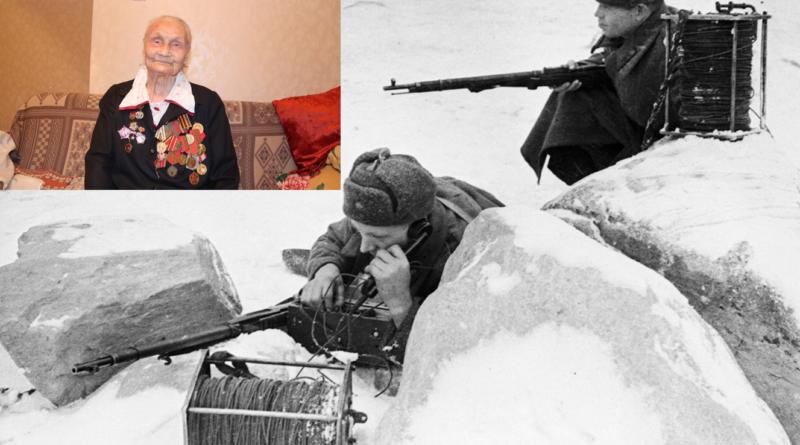 Ушла из жизни 102-летняя фронтовичка Татьяна Колесникова