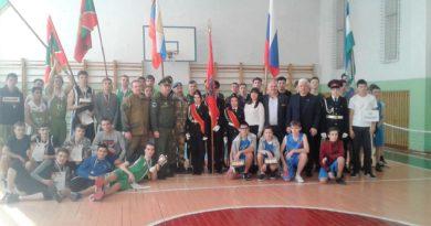 Турнир по баскетболу посвятили 30-летию со дня вывода войск из Афганистана