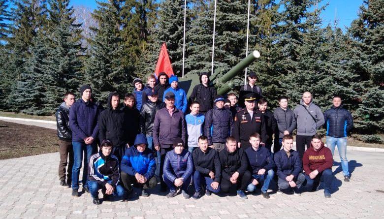 В Буздякском районе Башкирии прошел День призывника