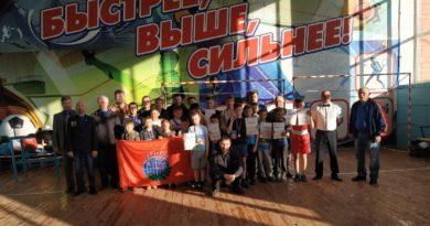 В Стерлитамакском районе прошел турнир по боксу памяти Анатолия Севницкого