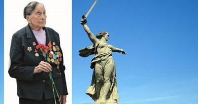 Галия Байкова: «Никогда не забуду сражение за Мамаев курган»