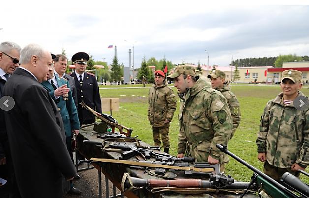 Отряд специального назначения имени генерала Минигали Шаймуратова отпраздновал юбилей