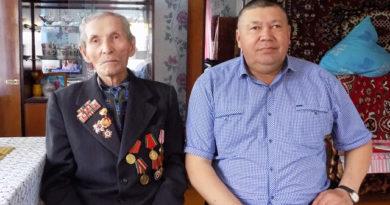 Ветеран из Белебеевского района воевал с самураями