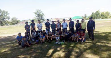 В Баймакском районе состоялся турнир по футболу памяти Рустама Гирфанова