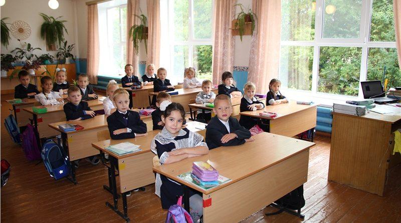 Здесь учатся из семи деревень. Об Ильино-Полянской школе