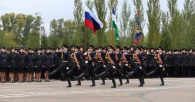 День знаний в Уфимском юридическом институте МВД России