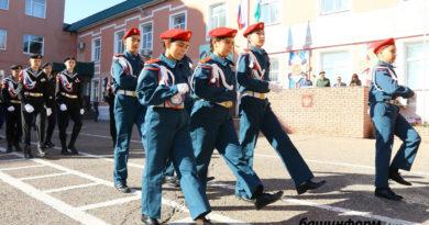 В Уфе проходит республиканский фестиваль военно-патриотических клубов