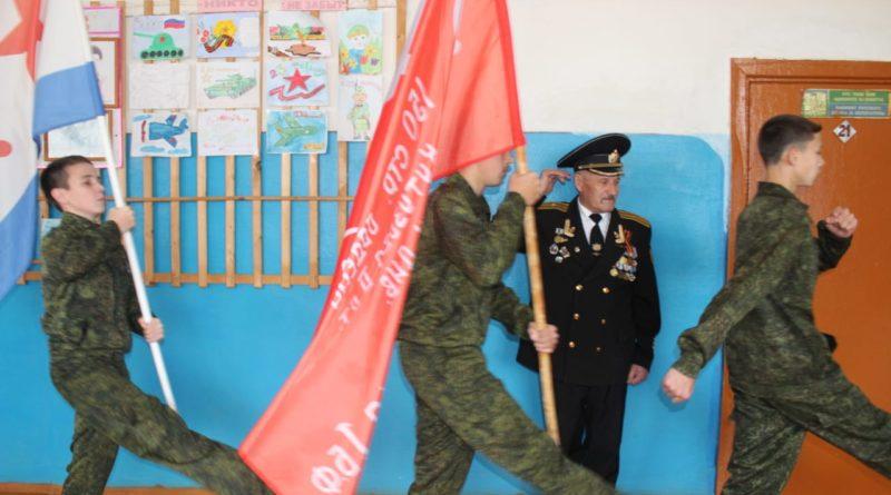 В Илишевском районе ветеран провел Урок памяти