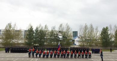 Уфимская школа-интернат с первоначальной летной подготовкой имени дважды Героя Советского Союза Мусы Гареева отметила 20-летие