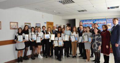 В Уфе наградили победителей акций «Здоровое питание — активное долголетие» и «Русский Крым и Севастополь»