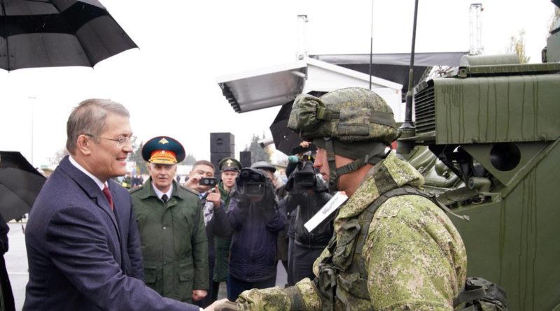 «Военная служба в Вооружённых Силах Российской Федерации – твой выбор!»