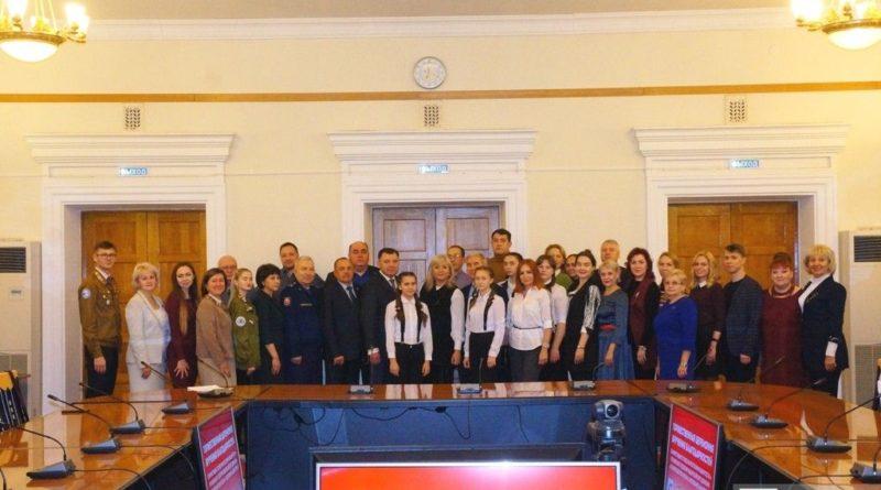 В Уфе наградили активистов гражданско-патриотической акции «Бессмертный полк»