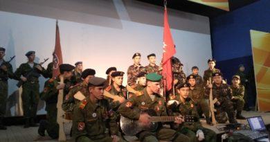 В Сибае прошел военно-патриотический слет юнармейцев и кадетов
