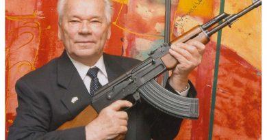 Михаил Калашников и Башкирия. Республика помнит о знаменитом оружейнике