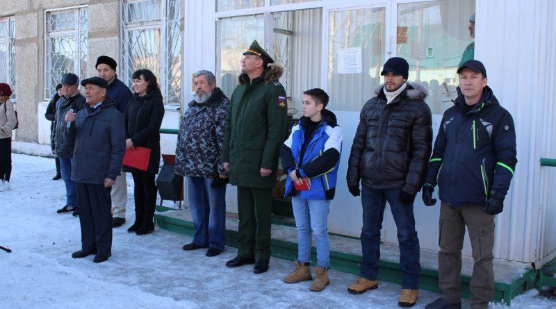 В Сибае состоялись торжественные проводы призывников для службы в Вооруженных Силах