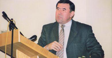 Ветеран прокуратуры Чингиз Газизов: «Закон, справедливость и голос совести»