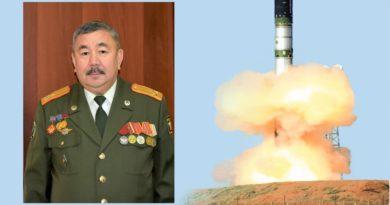 Полковник Марат Мавлетбердин: «РВСН созданы для мира, а не для войны»