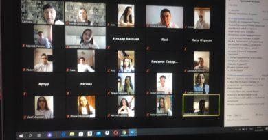 В рамках проекта «Никто не забыт, ничто не забыто» состоялся урок мужества онлайн