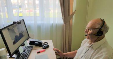 В Уфе состоялась видеоконференция на тему патриотического воспитания