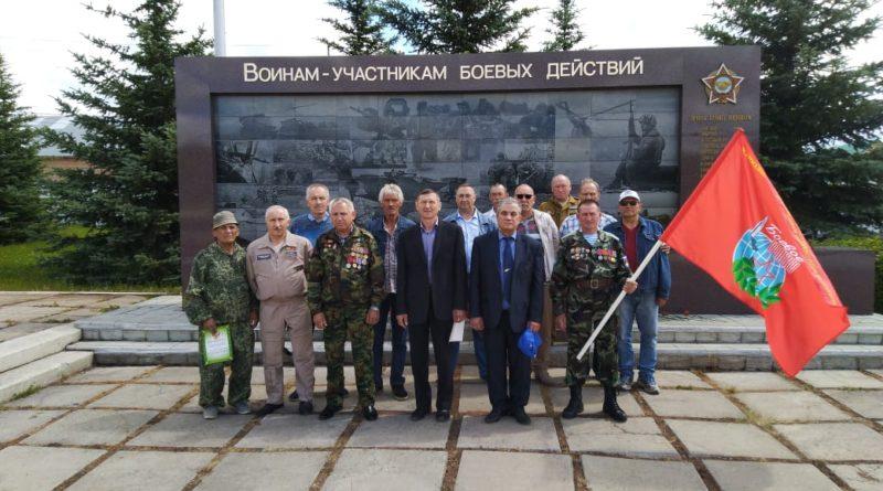 Ветераны боевых действий Белебея почтили память воинов-земляков