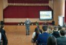В школе №17 Белебея открылся месяц военно-патриотической работы
